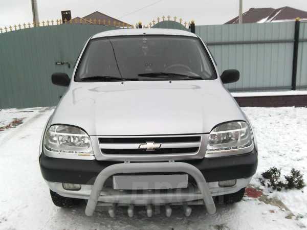 Chevrolet Niva, 2008 год, 290 000 руб.