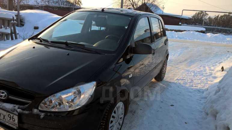 Hyundai Getz, 2010 год, 295 000 руб.
