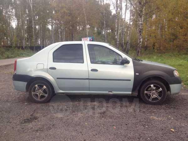 Renault Logan, 2008 год, 155 000 руб.
