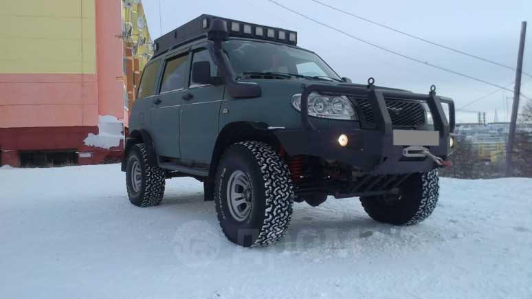 УАЗ Патриот, 2009 год, 700 000 руб.