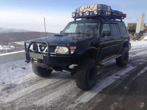 Nissan Patrol, 1998 год, 1 300 000 руб.