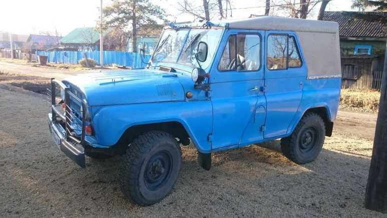 УАЗ 3151, 1988 год, 165 000 руб.