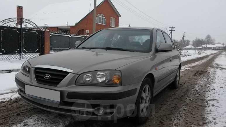 Hyundai Elantra, 2009 год, 347 000 руб.