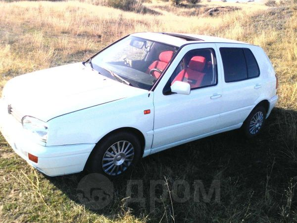 Volkswagen Golf, 1992 год, 110 000 руб.