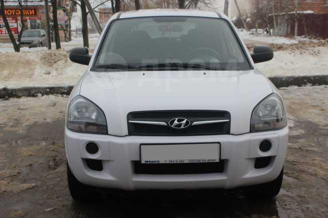 Hyundai Tucson, 2008 год, 549 000 руб.
