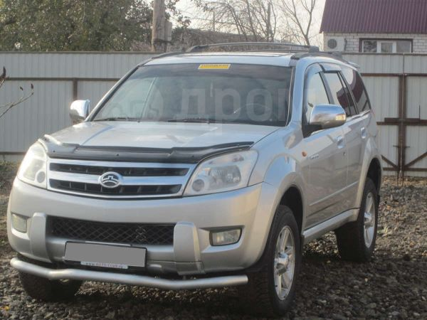 Great Wall Hover, 2007 год, 430 000 руб.