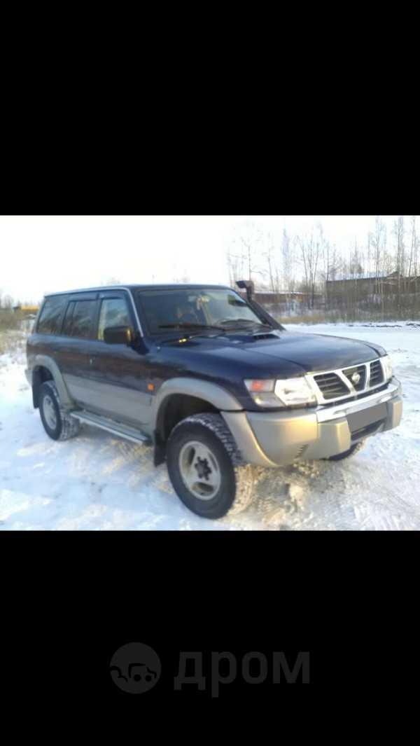 Nissan Patrol, 2000 год, 680 000 руб.