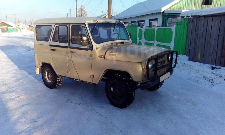 УАЗ 3151, 1997 год, 165 000 руб.