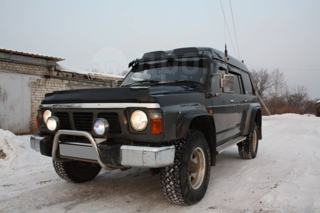 Nissan Safari, 1990 год, 580 000 руб.