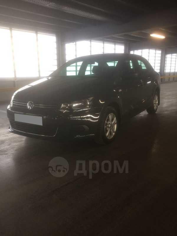 Volkswagen Polo, 2013 год, 419 000 руб.