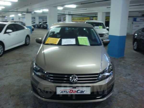 Volkswagen Polo, 2016 год, 718 000 руб.