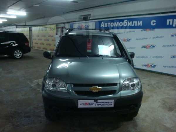 Chevrolet Niva, 2015 год, 545 000 руб.