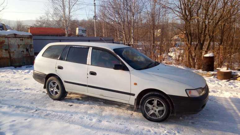Toyota Caldina, 1998 год, 150 000 руб.