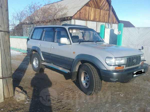 Toyota Land Cruiser, 1991 год, 555 000 руб.