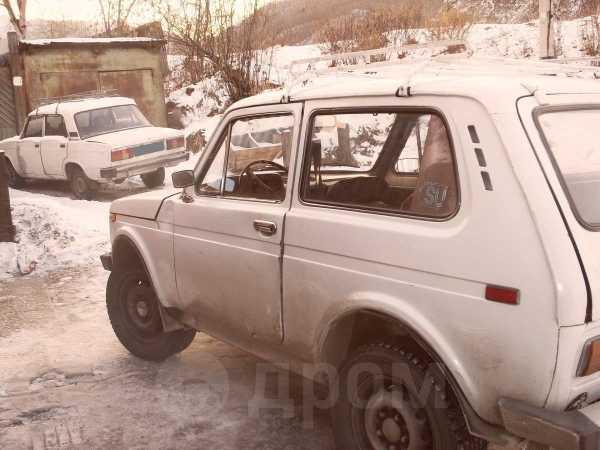 Лада 4x4 2121 Нива, 1987 год, 80 000 руб.