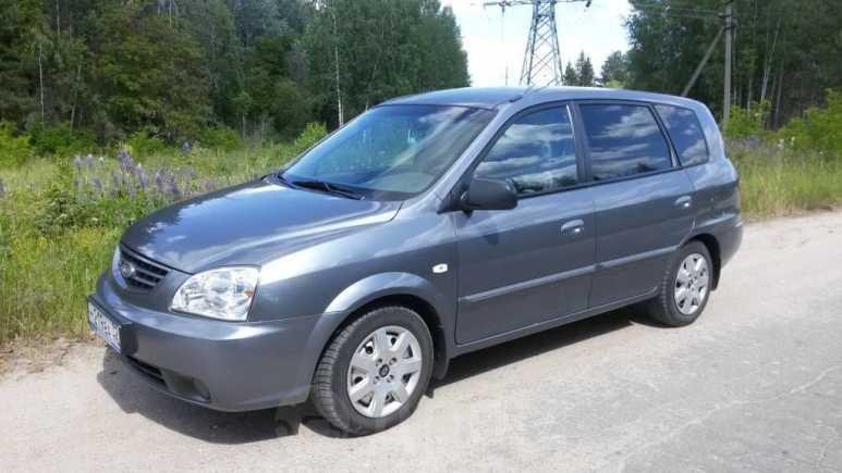 Kia Carens, 2003 год, 310 000 руб.
