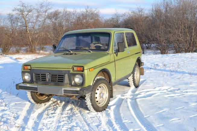 Лада 4x4 2121 Нива, 1979 год, 98 000 руб.