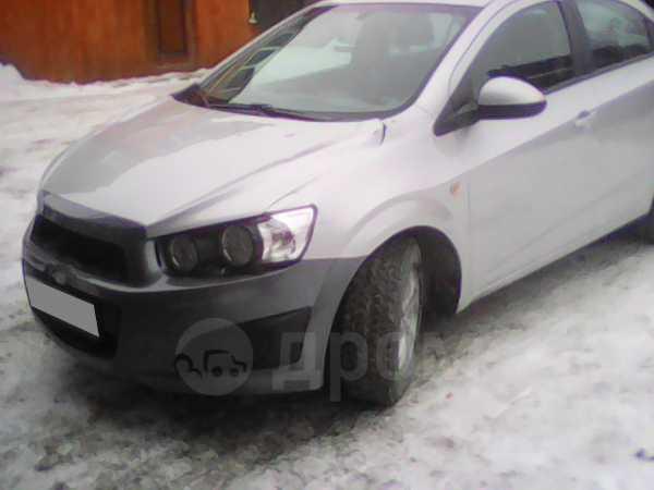 Chevrolet Aveo, 2012 год, 240 000 руб.