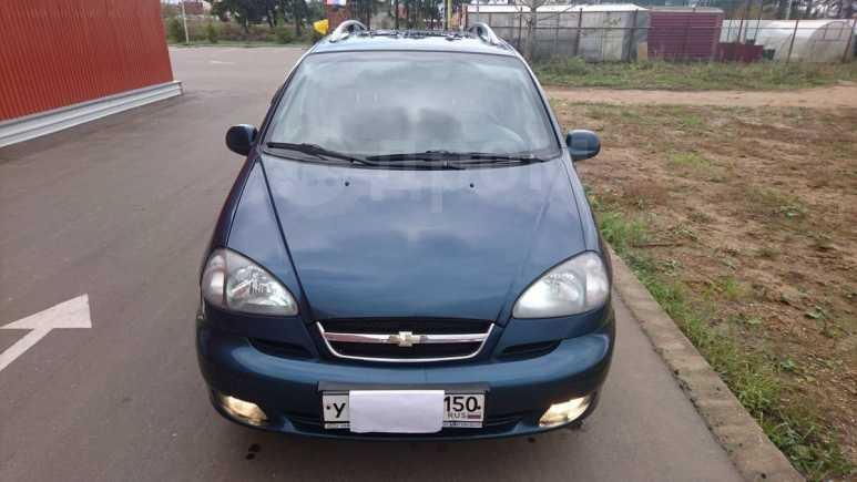 Chevrolet Rezzo, 2007 год, 280 000 руб.