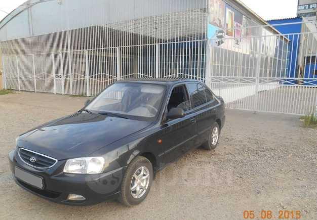 Hyundai Accent, 2009 год, 350 000 руб.