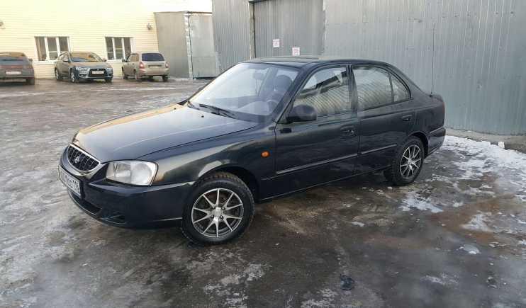Hyundai Accent, 2007 год, 189 000 руб.