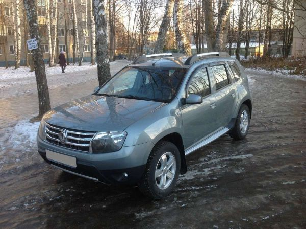 Renault Duster, 2013 год, 675 000 руб.