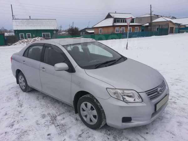 Toyota Corolla Axio, 2007 год, 440 000 руб.
