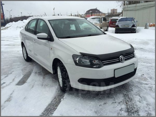 Volkswagen Polo, 2014 год, 494 990 руб.