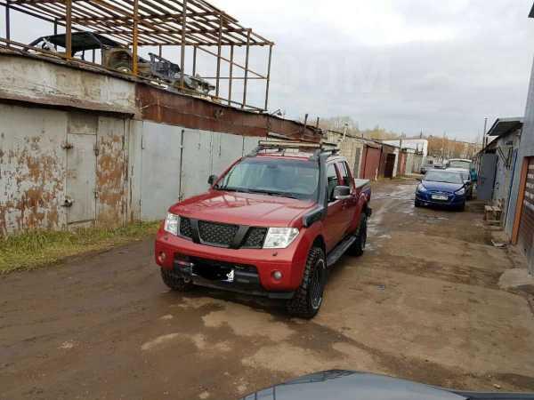 Nissan Navara, 2008 год, 1 300 000 руб.