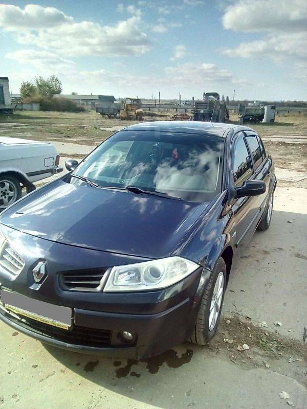 Renault Megane, 2007 год, 309 000 руб.