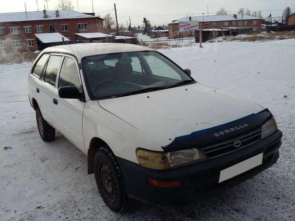 Toyota Corolla, 1999 год, 132 000 руб.