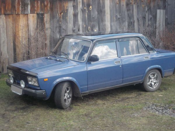 Лада 2105, 2006 год, 40 000 руб.
