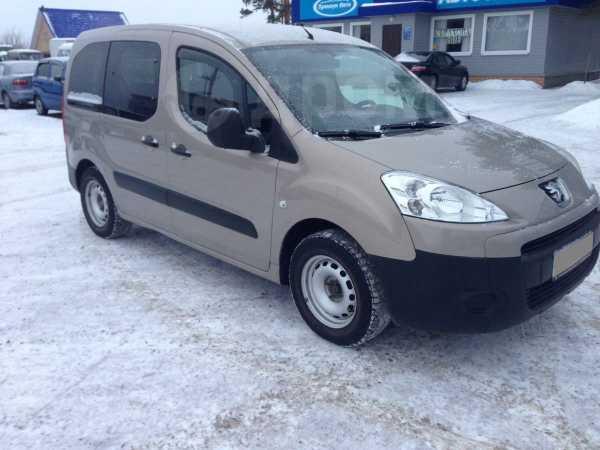 Peugeot Partner Tepee, 2011 год, 366 000 руб.