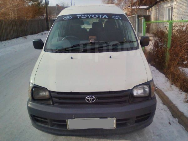 Toyota Town Ace, 1998 год, 155 000 руб.