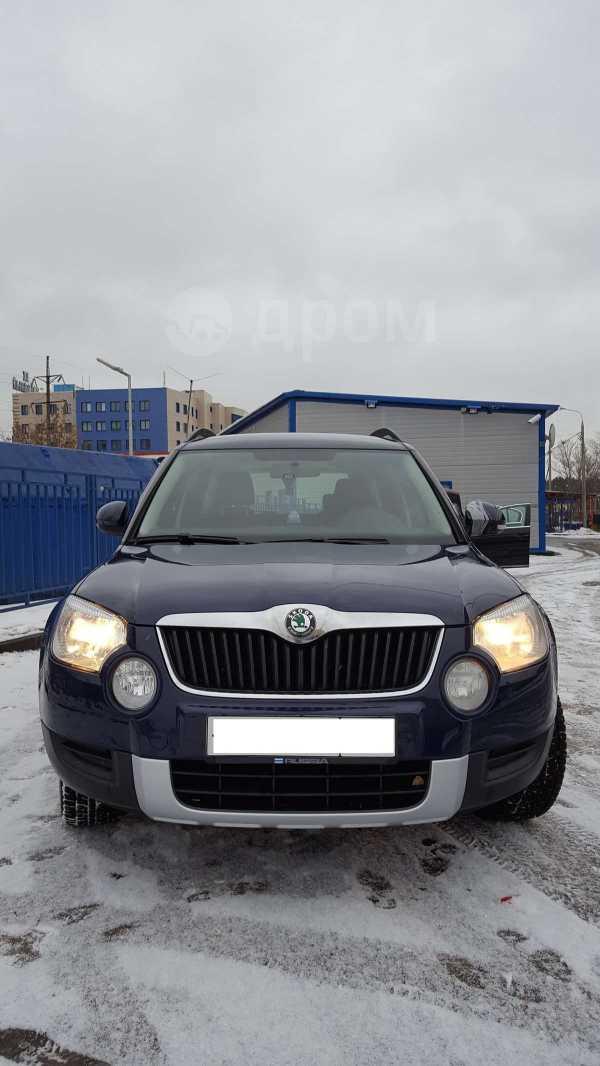 Skoda Yeti, 2012 год, 530 000 руб.