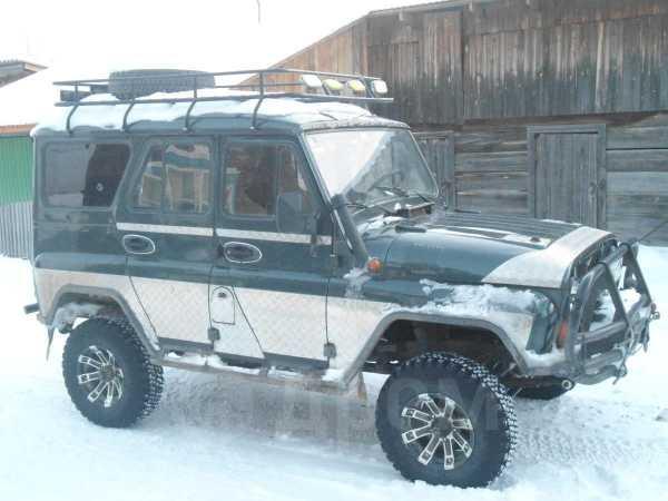 УАЗ 3151, 1995 год, 250 000 руб.