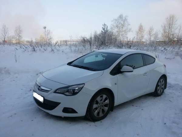 Opel Astra GTC, 2014 год, 690 000 руб.