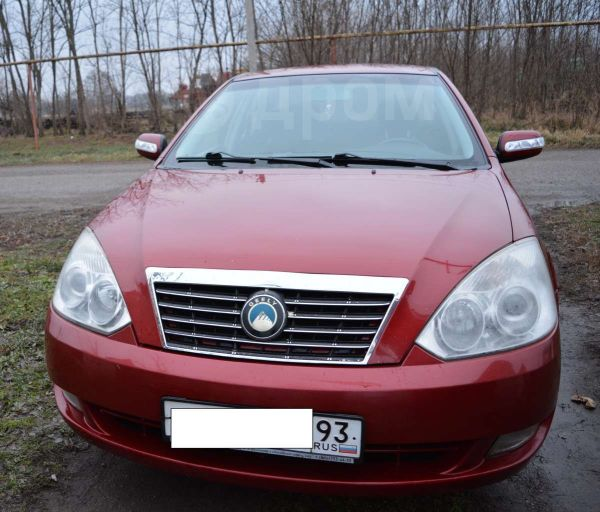 Geely Vision, 2008 год, 270 000 руб.