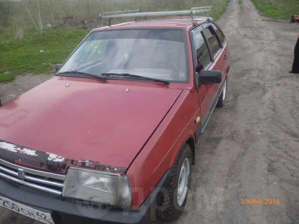 Лада 2109, 1998 год, 41 000 руб.