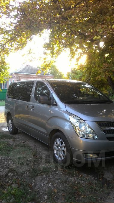Hyundai H1, 2011 год, 900 000 руб.