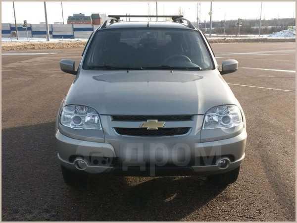 Chevrolet Niva, 2015 год, 369 900 руб.