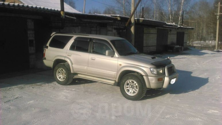 Toyota Hilux Surf, 1998 год, 599 000 руб.