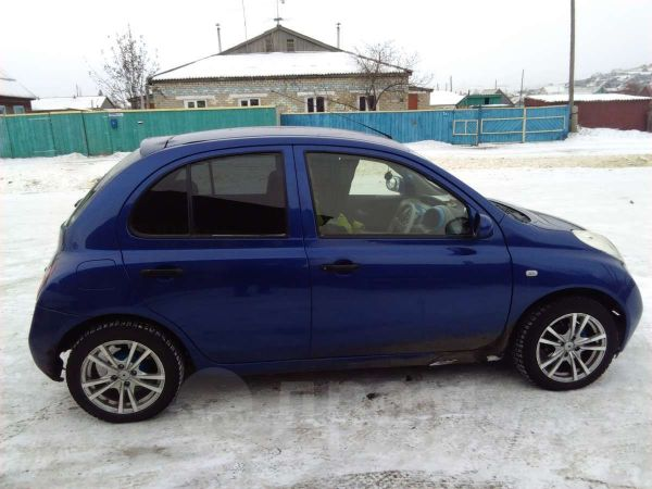 Nissan March, 2003 год, 235 000 руб.