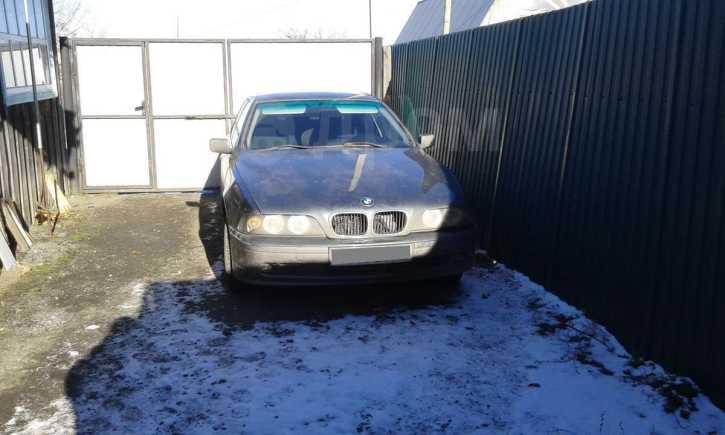 BMW 5-Series, 2003 год, 250 000 руб.