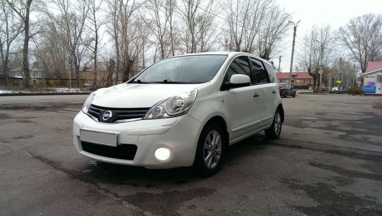 Nissan Note, 2011 год, 430 000 руб.