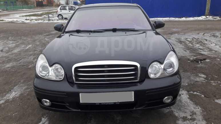 Hyundai Sonata, 2005 год, 295 000 руб.