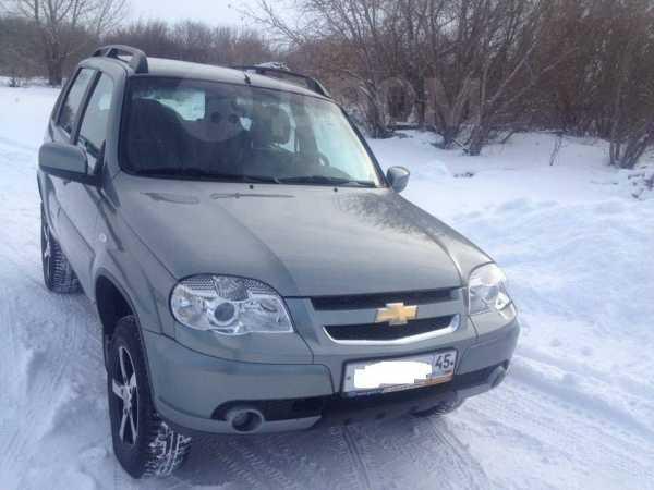 Chevrolet Niva, 2012 год, 480 000 руб.