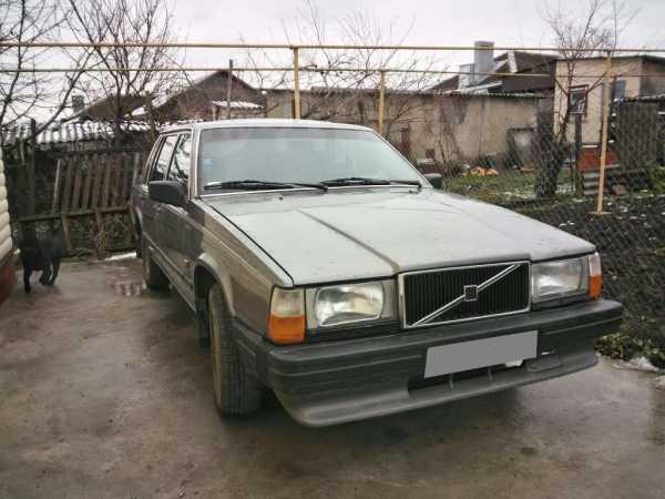 Volvo 740, 1986 год, 67 000 руб.