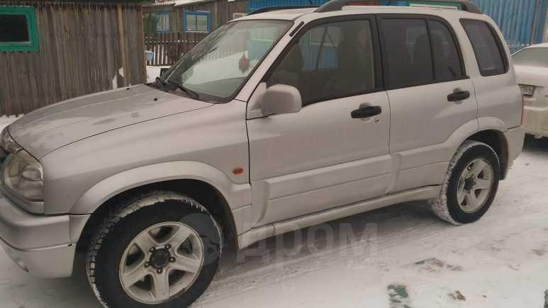 Suzuki Grand Vitara, 2002 год, 390 000 руб.