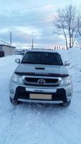 Toyota Hilux Pick Up, 2011 год, 1 470 000 руб.